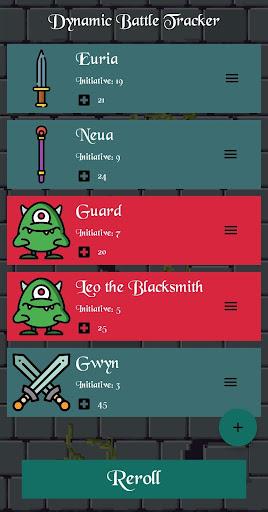 Orcs Attack! | D&D Initiative Tracker & Generators 1.0.4 screenshots 3
