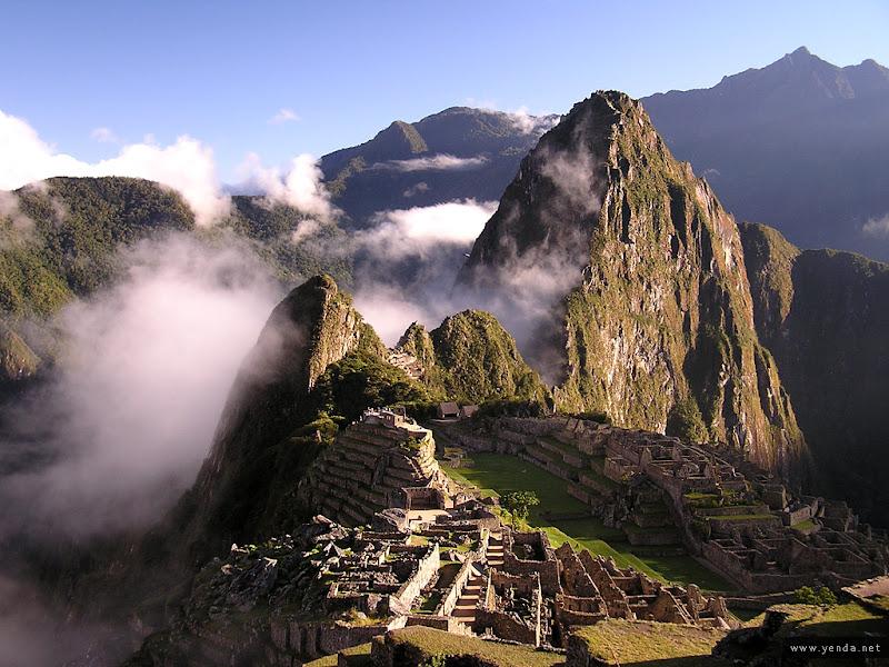 Photo: Machu Picchu (Peru 2003)