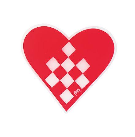 Isskrapa Hjärta