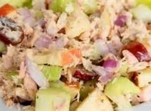 Hearty Tuna Salad Recipe