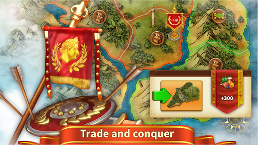 Rise of the Roman Empire: City Builder & Strategy screenshots 4