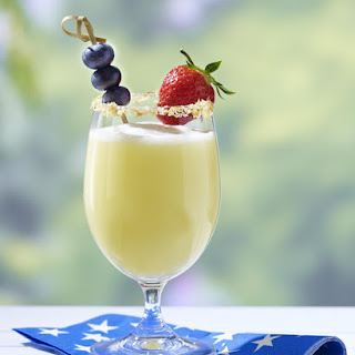 Pineapple Coconut Cocktails Recipes.