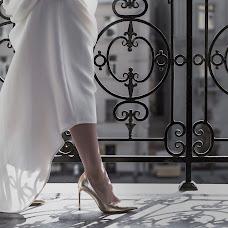 Wedding photographer Kristina Belaya (kristiwhite). Photo of 11.10.2018