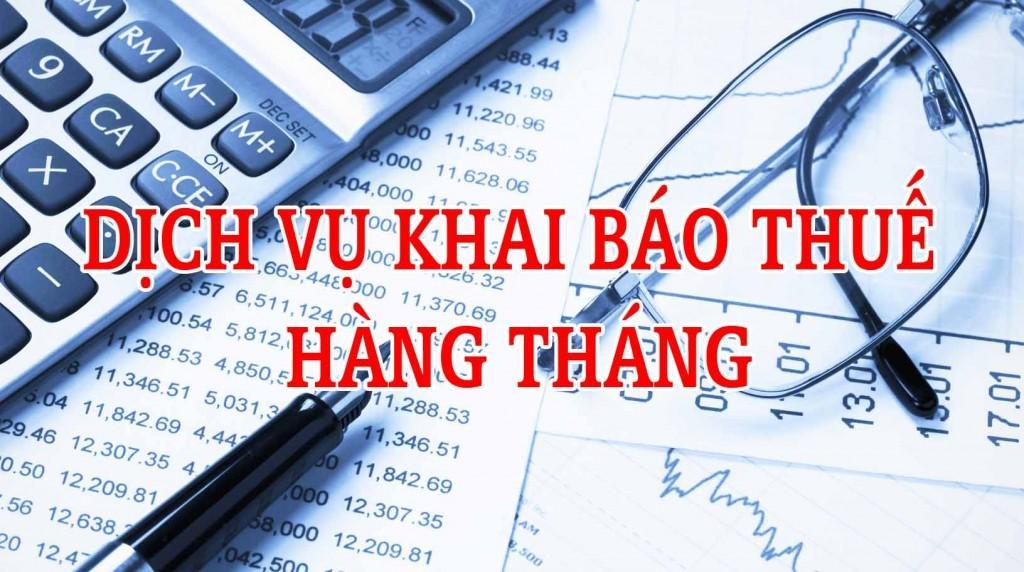 Dịch vụ kê khai thuế online