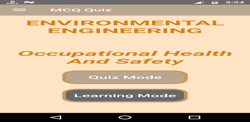 Occupational Health And Safety(Environmental Engg