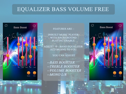 Equalizer Bass Volume Free APK for Sony | Download Android