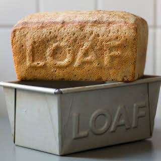 Fluffy Sourdough Bread.