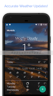 Premium Weather - náhled