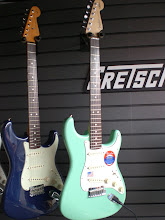 Photo: Fender Jeff Beck model