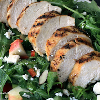 Grilled Chicken Salad Recipe