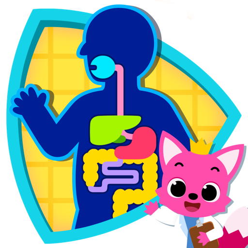 Pinkfong My Body icon