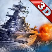Thunder Battleship:WW2  Navy Federal Fighting Game [Mega Mod] APK Free Download