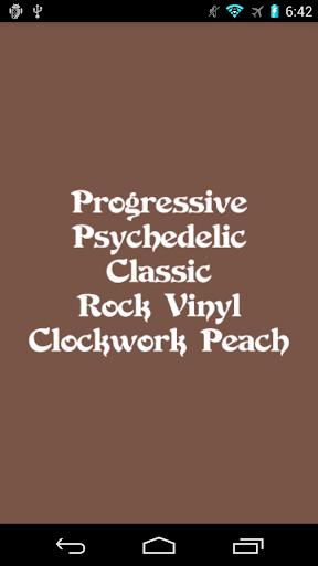 Rock Vinyl Clockwork Peach 1.14 Windows u7528 1