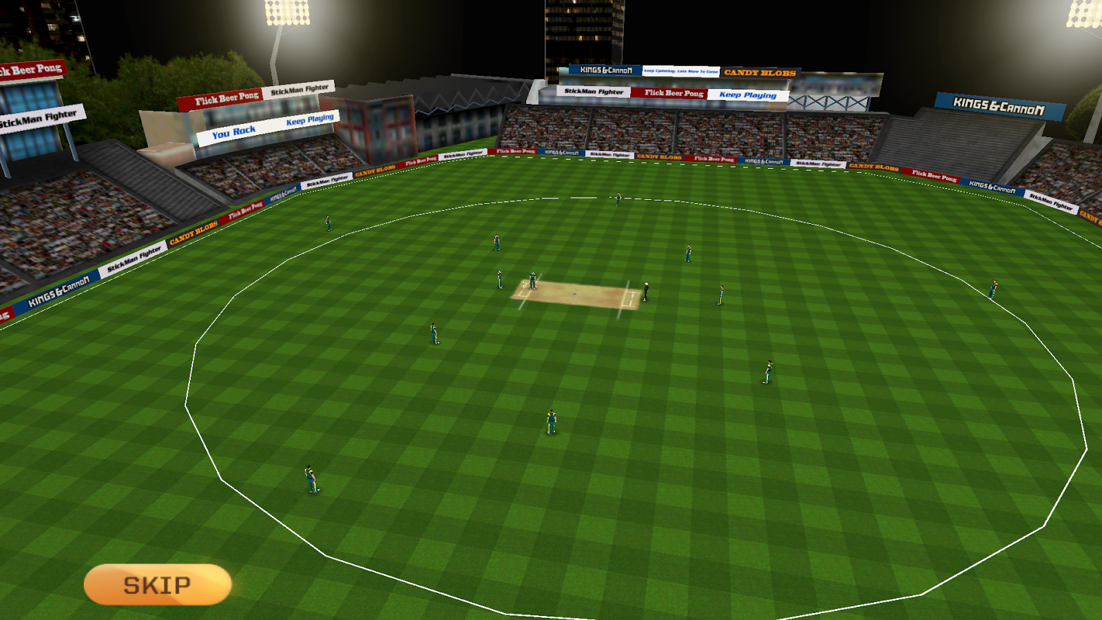 Cricket Unlimited 2016- screenshot