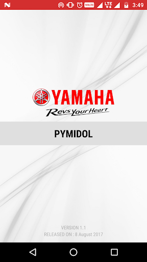 Pymidol 2.0 screenshots 1