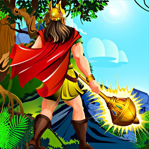 Jungle King Adventure Run
