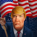 Donut Trumpet Tycoon - Real Estate Investing Game icon