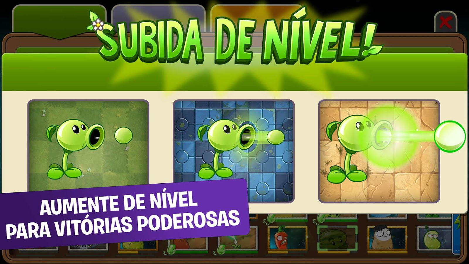 Plants vs. Zombies™ 2: captura de tela