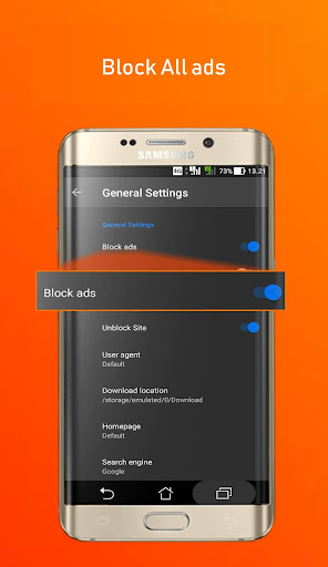Azka Anti Block Browser - Unblock without VPN screenshots apkshin 4