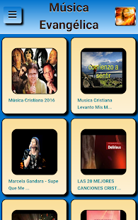 Musica Cristiana Evangelica - náhled