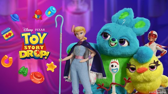 Toy Story Drop! 8
