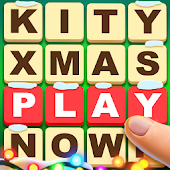 Kitty Scramble: Word Finding Game