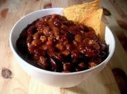 My Own Chili Recipe