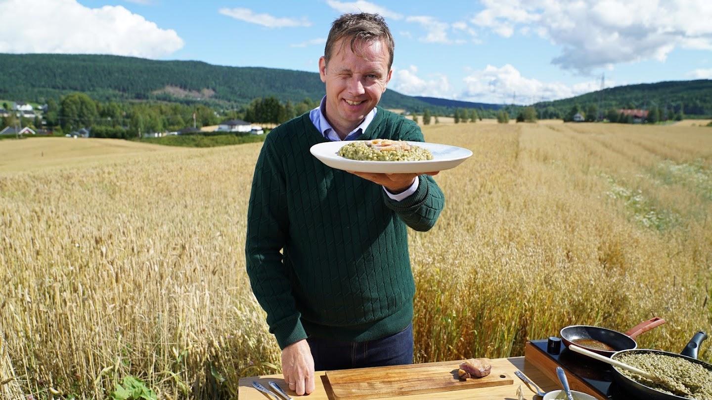 Watch New Scandinavian Cooking live