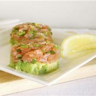 Smoked Salmon Appetizer Avocado Recipes