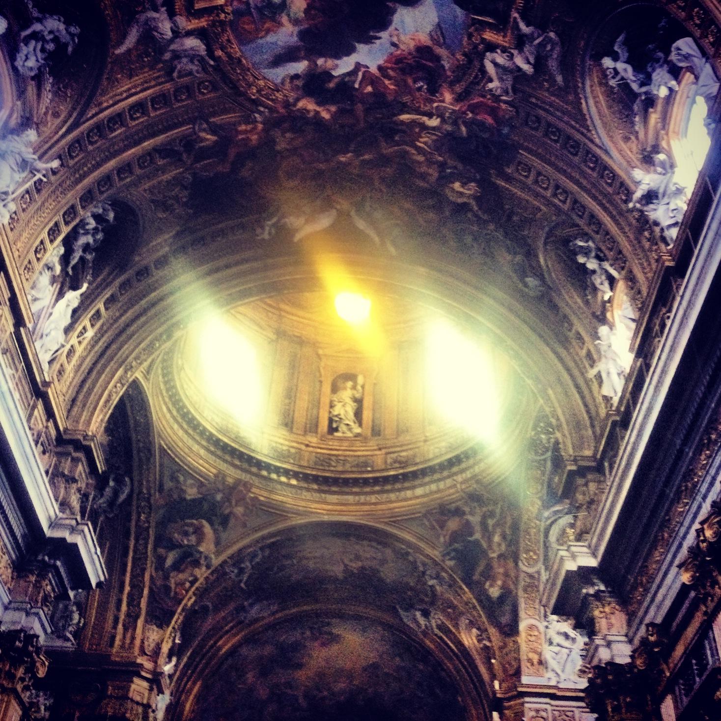 Santa Maria in Vallicella / Chiesa Nuova - Rome