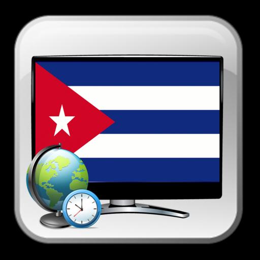 TV Cuba time info