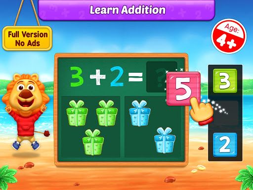 Math Kids - Add, Subtract, Count, and Learn 1.1.4 8