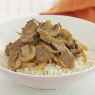 Beef Stroganoff With Rice Recipes
