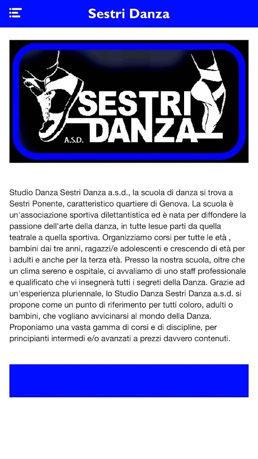 Sestri Danza- screenshot