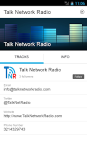 Talk Network Radio- screenshot thumbnail