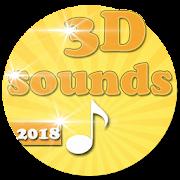 Popular  3D sounds ringtones