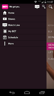 BET NOW - Watch Shows - screenshot thumbnail