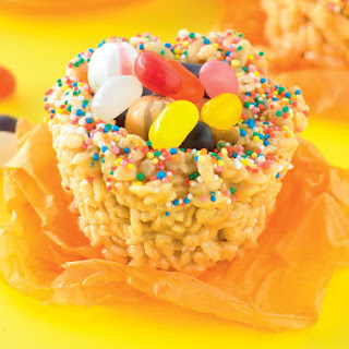 Rice Crispie Candy Cups