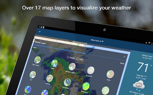 WeatherBug Screenshot 9