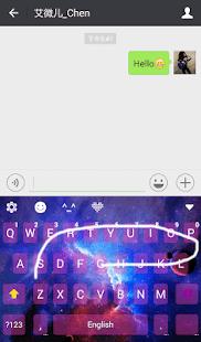 Bote Keyboard - náhled