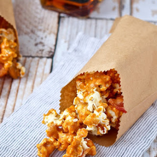 Caramel Corn Popcorn Without Corn Syrup Recipes