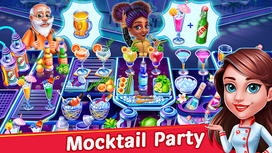 Cooking Party: Restaurant Craze Chef Fever Games 7