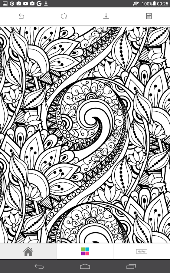 ColourGo Coloring book Android Apps on Google Play