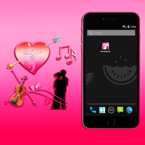 android Romantic Ringtones 2016 Screenshot 0