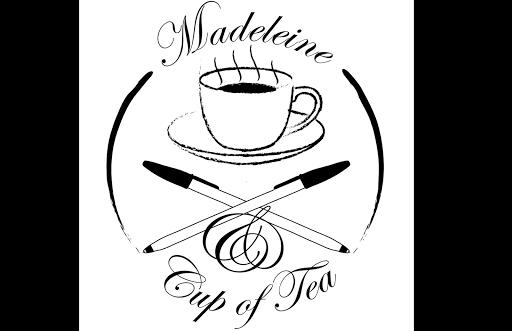 Madeleine et cup of tea