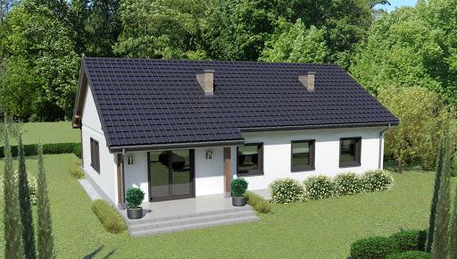 projekt Dom przy Bukowej 20