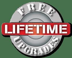 Lifetime upgrades