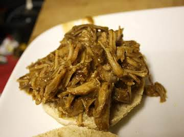 Brown Sugar Chipotle Roast Pork (pulled sandwiches