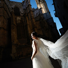 Fotógrafo de bodas Yuliya Gofman (manjuliana). Foto del 18.02.2018