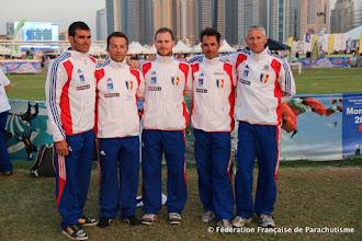 Photo: L'équipe VR4 France  @ Dubaï, WPC 2012